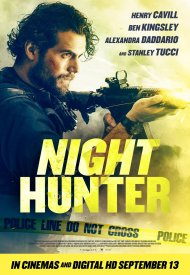 Affiche de Night Hunter
