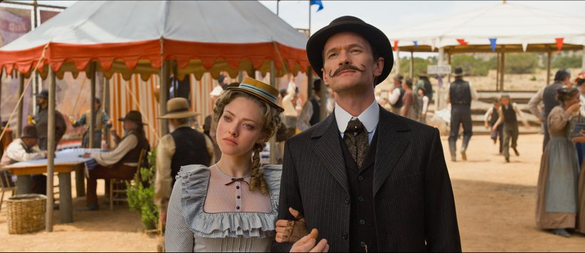 Albert à l'ouest : Photo Amanda Seyfried, Neil Patrick Harris