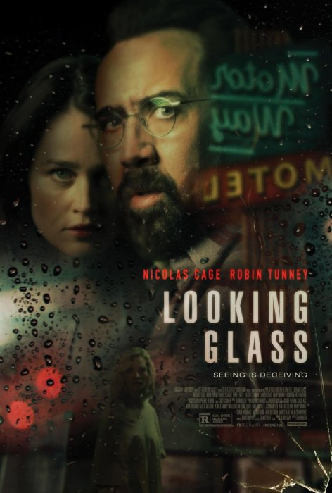 Looking Glass : Affiche