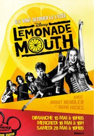 Affiche de Lemonade Mouth