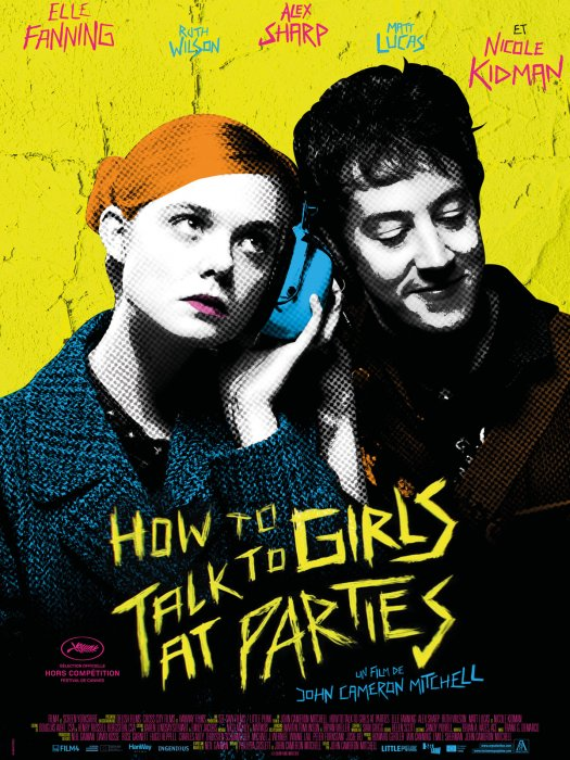 How To Talk To Girls At Parties : Affiche