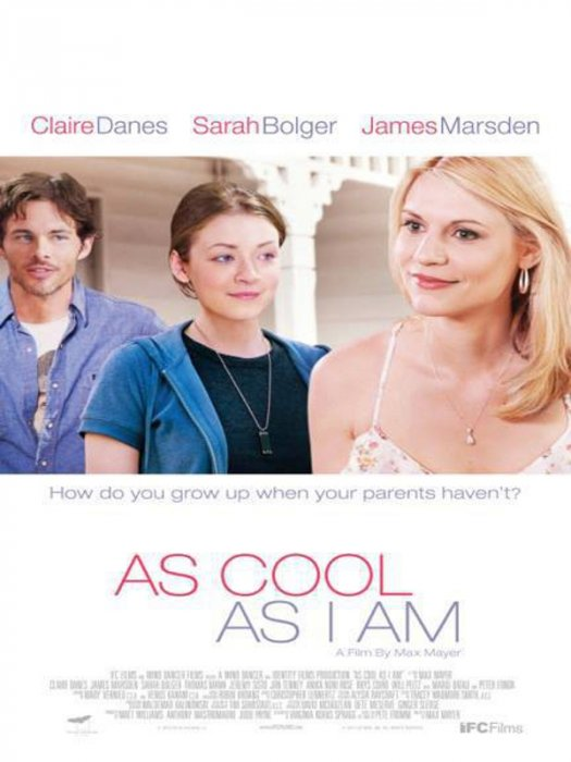 As Cool as I Am : Affiche