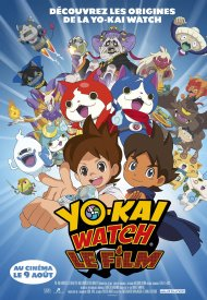 Affiche de Yo-Kai Watch, le film