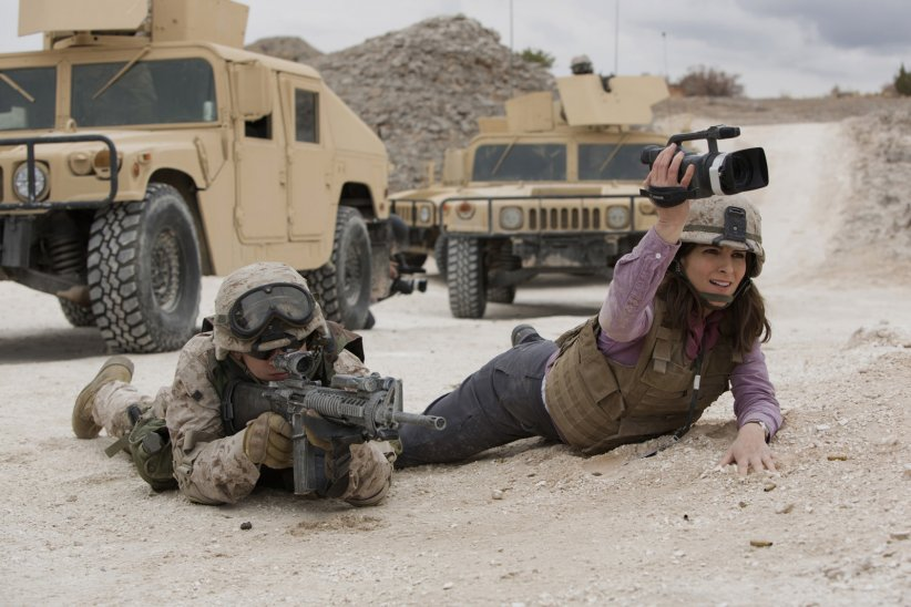 Whiskey Tango Foxtrot : Photo Evan Jonigkeit, Tina Fey