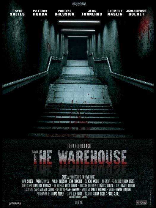 The Warehouse : Affiche