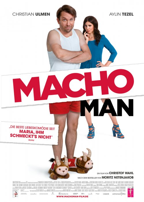 Macho Man : Affiche