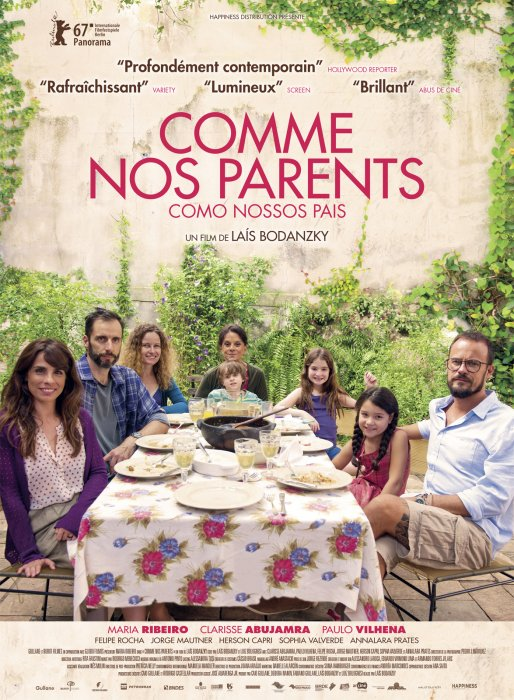 Comme nos parents : Affiche