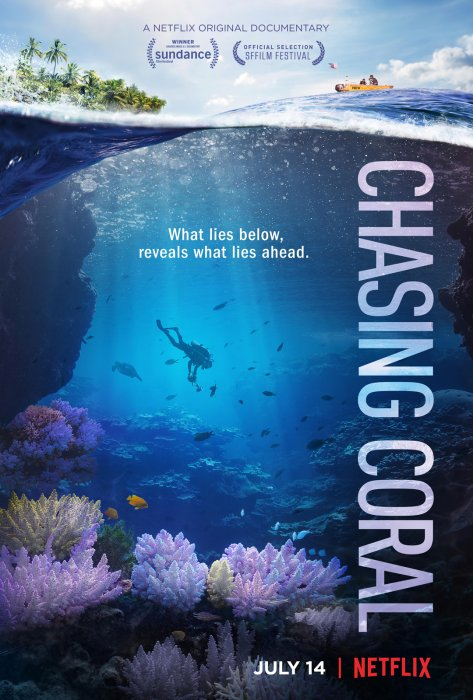 Chasing Coral : Affiche