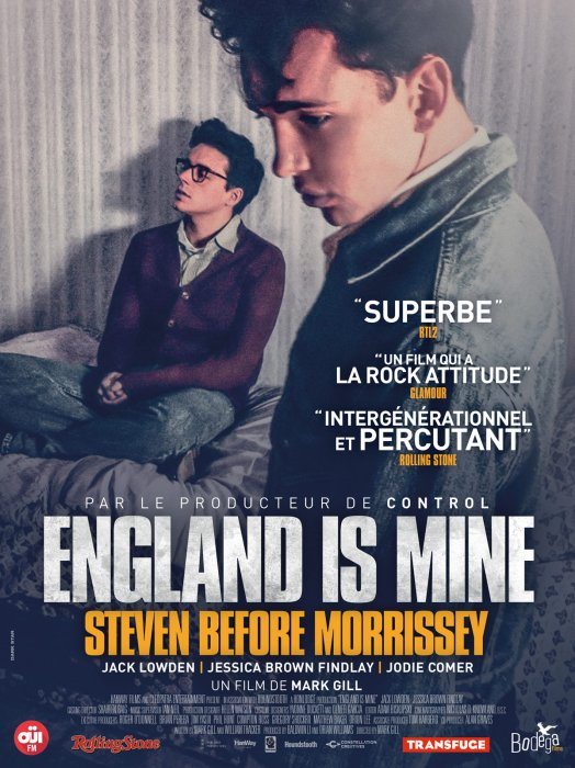 England Is Mine : Affiche