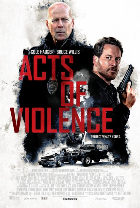 Acts of Violence : Affiche