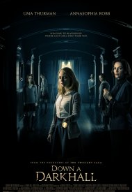 Affiche de Down a Dark Hall