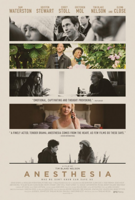 Anesthesia : Affiche