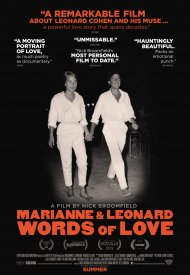 Affiche de Marianne & Leonard: Words Of Love