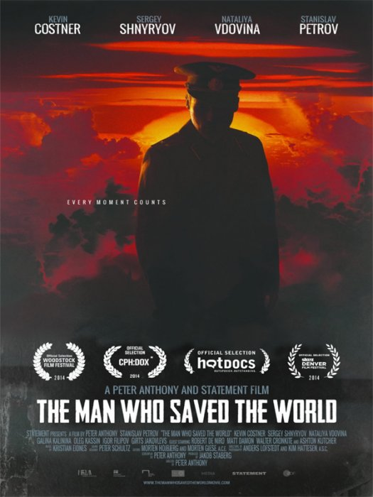The Man Who Saved the World : Affiche