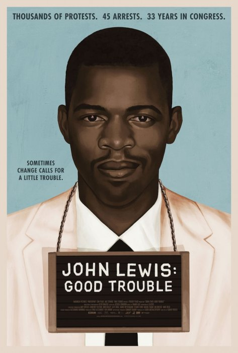 John Lewis: Good Trouble : Affiche