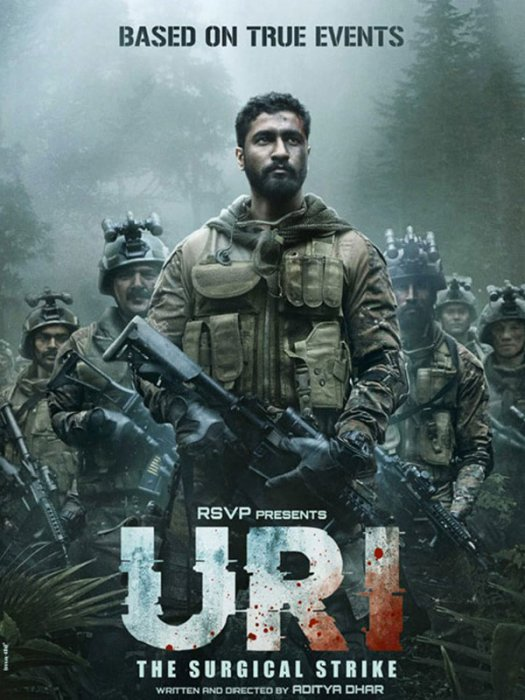 Uri : The Surgical Strike : Affiche
