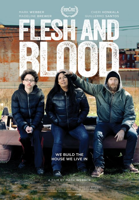 Flesh and Blood : Affiche