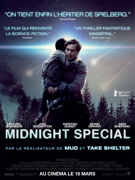 Midnight Special : Affiche