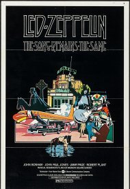 Affiche de Led Zeppelin: The Song Remains The Same