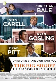 Affiche de The Big Short : le Casse du siècle