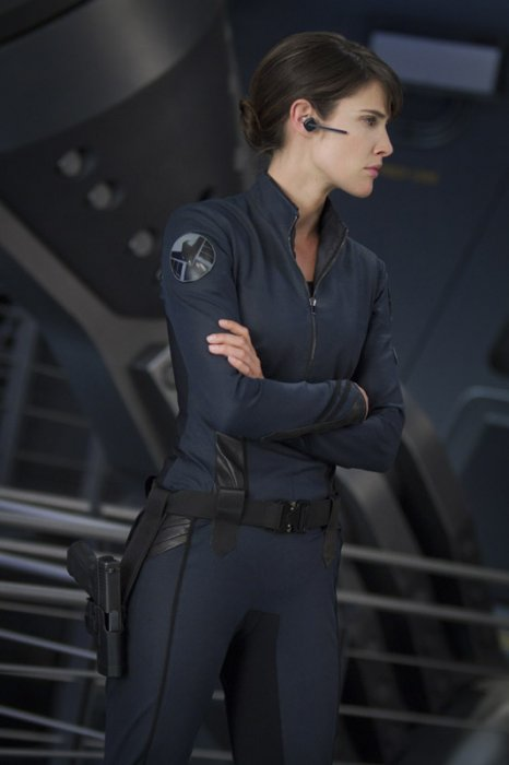 Avengers : Photo Cobie Smulders