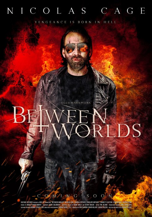 Between Worlds : Affiche