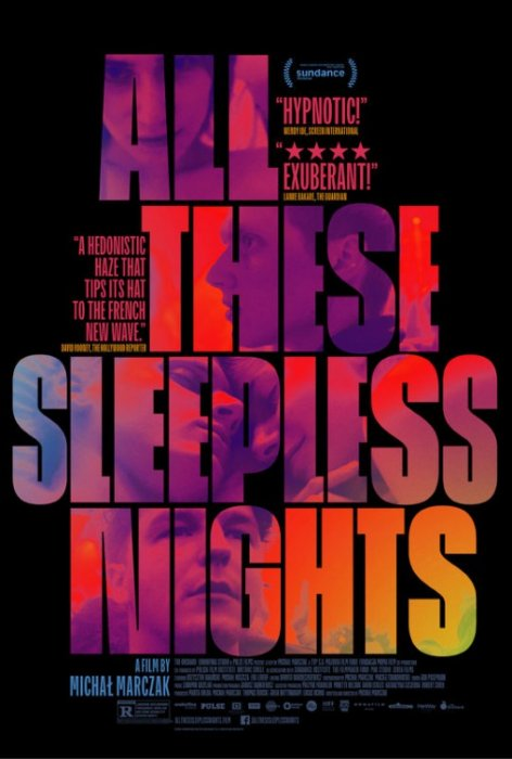 All These Sleepless Nights : Affiche