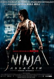 Affiche de Ninja Assassin