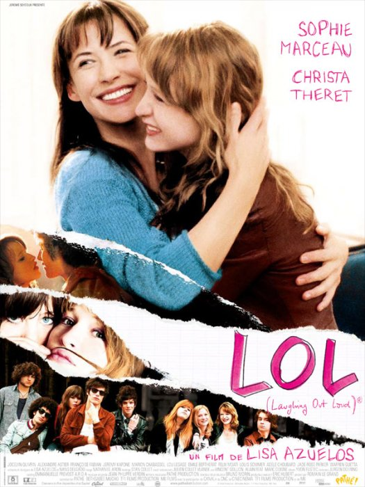 LOL (Laughing Out Loud) ® : Affiche Christa Theret