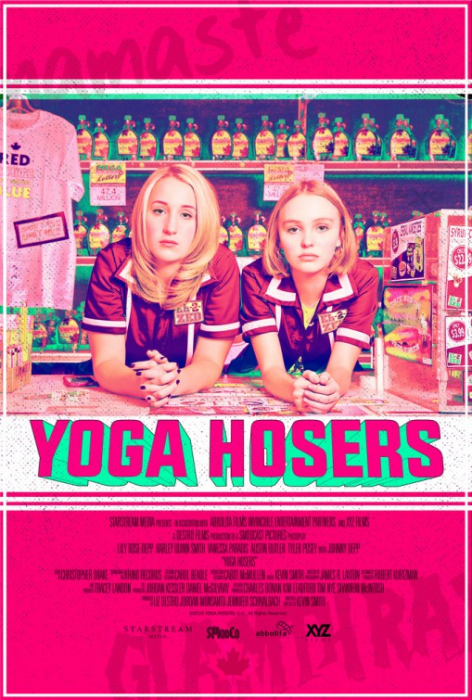 Yoga Hosers : Affiche