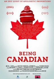 Affiche de Being Canadian