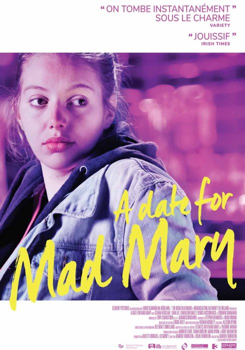 A Date for Mad Mary : Affiche