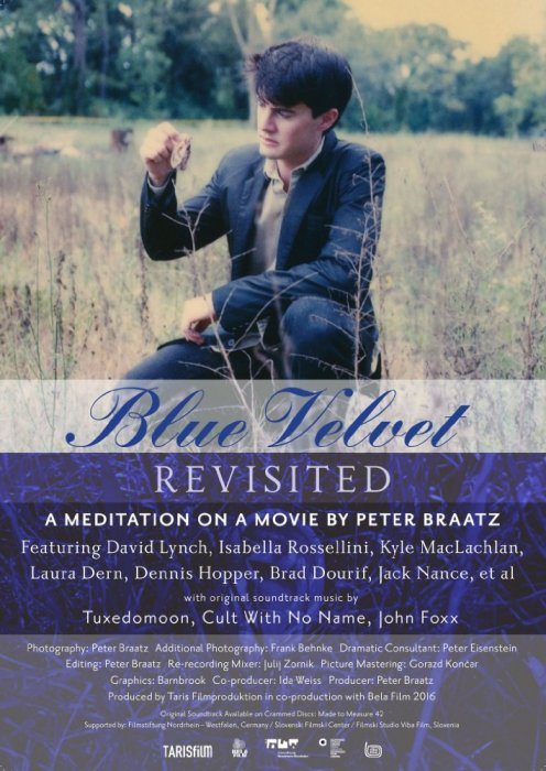 Blue Velvet Revisited : Affiche