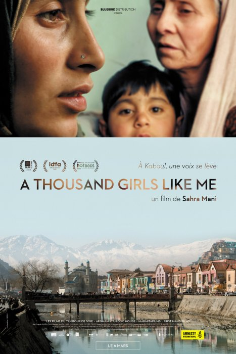 A Thousand Girls Like Me : Affiche