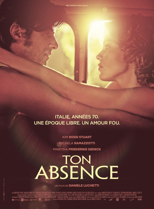 Ton absence : Affiche