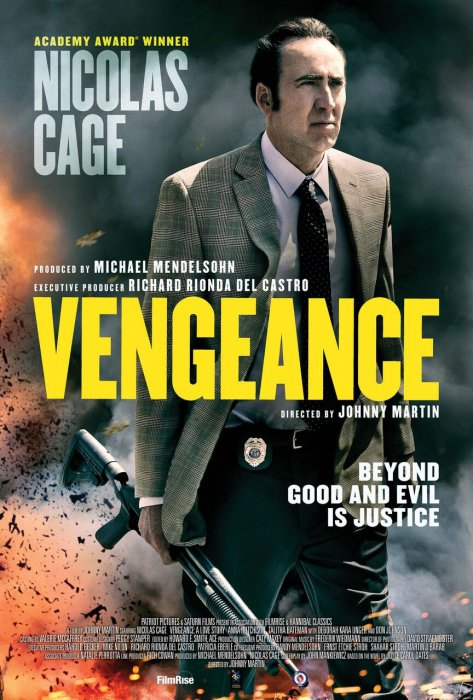 Vengeance: A Love Story : Affiche