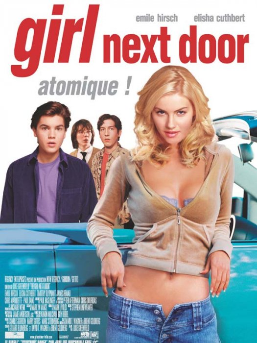 Girl Next Door : Affiche
