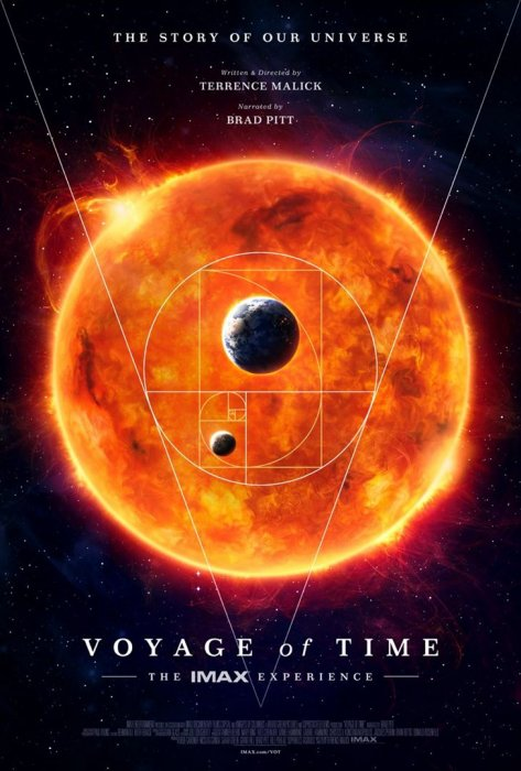 Voyage of Time: The IMAX Experience : Affiche