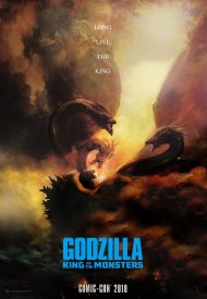 Affiche de Godzilla: King of the Monsters