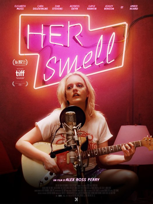 Her Smell : Affiche