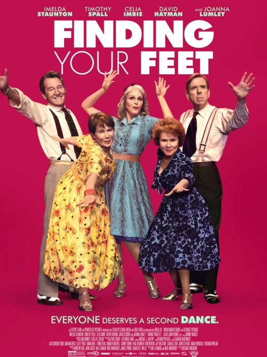 Finding Your Feet : Affiche