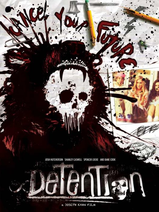 Detention : affiche