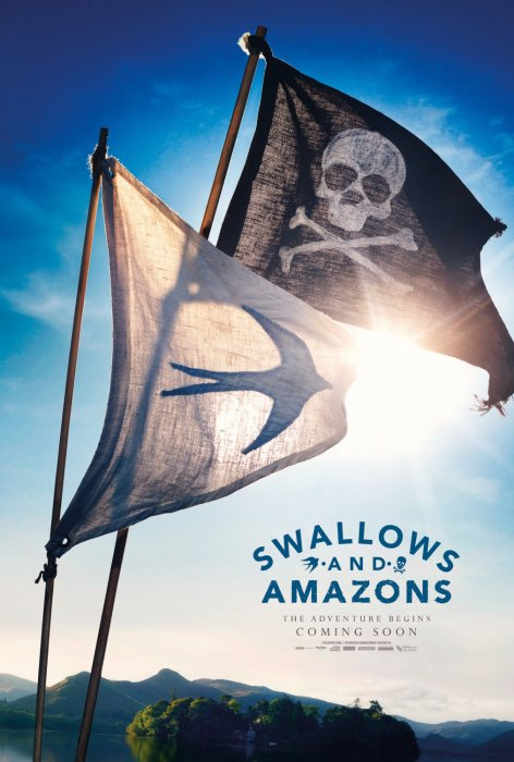 Swallows and Amazons : Affiche