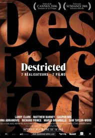 Affiche de Destricted