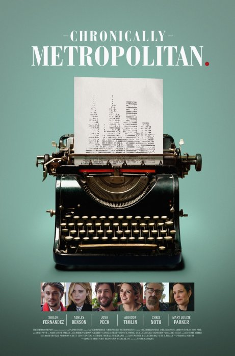 Chronically Metropolitan : Affiche