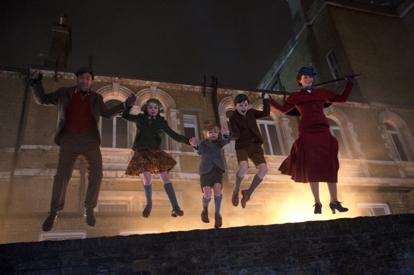 Le Retour de Mary Poppins : Photo