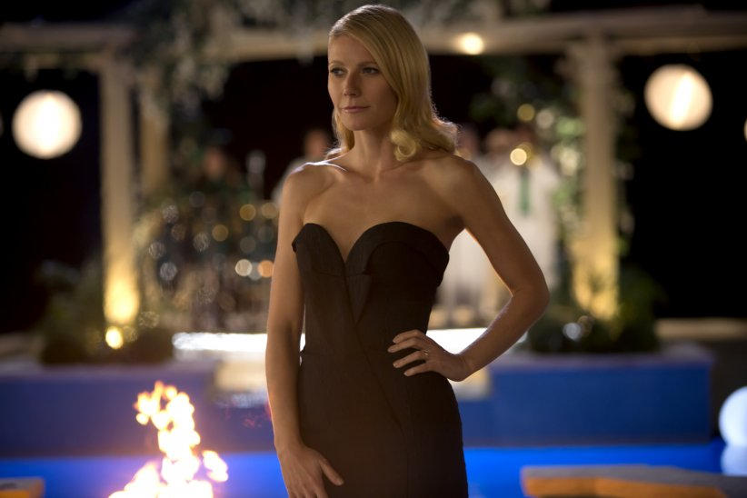 Charlie Mortdecai : Photo Gwyneth Paltrow