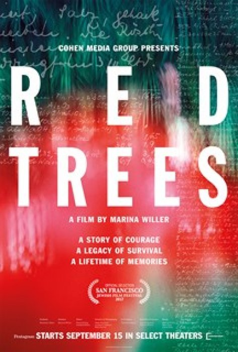 Red Trees : Affiche