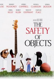 Affiche de The Safety of Objects