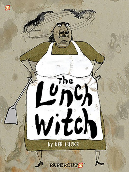 The Lunch Witch : Affiche